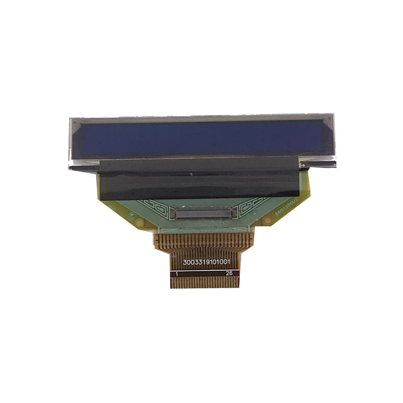 Oled 1 . 8 Inch PMOLED Display With High Performance Driver IC SSD1326U3R1