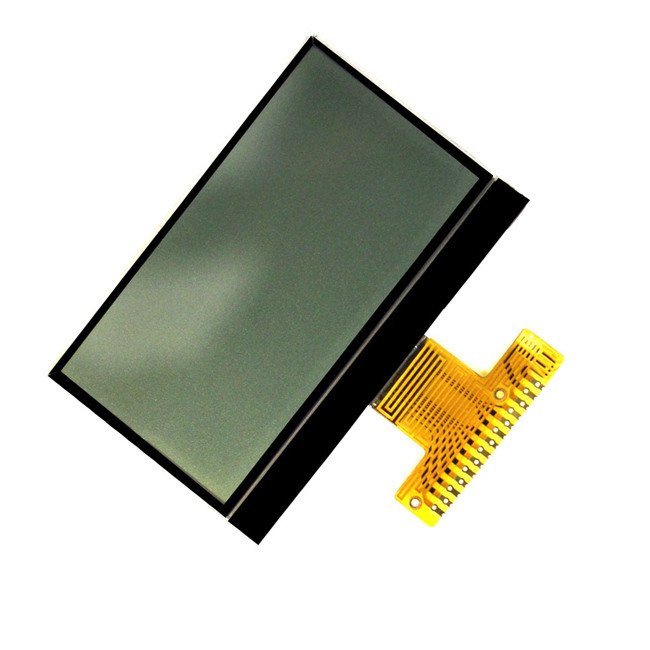 12864 monochrome screen graphic cog lcd display module with custom OEM design