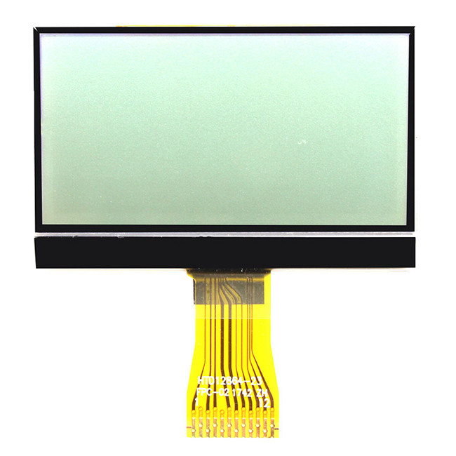 12864 resolution custom monochrome lcd display for landline phone