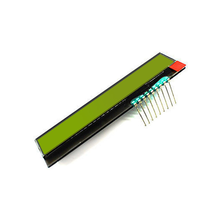 Customized Mono LCD Segment Display 160x64 Dots Color Lcd Display Module